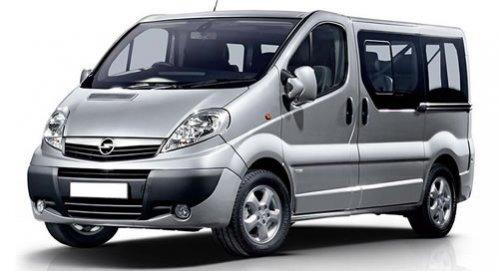 Opel Vivaro Cris Automatico