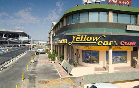 Oficina Aeropuerto - Yellow Car hire
