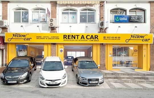 Oficina en La Cala - Yellow Car