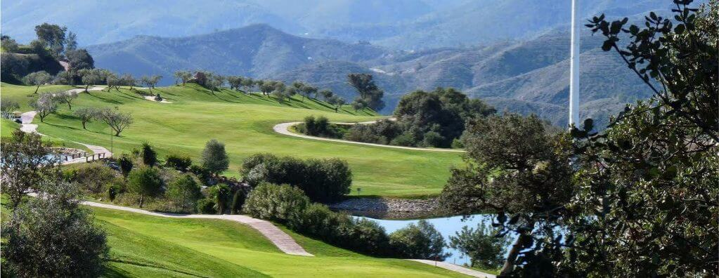 Panorámica Alhaurín Golf