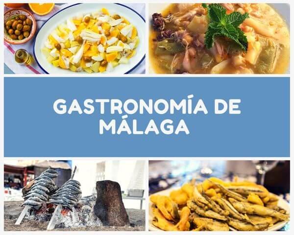 Gastronomía Malaga